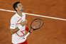 Djokovic venceu Mikael Ymer esta terça-feira