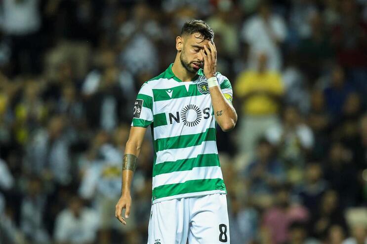 Sindicato dos jogadores exige respeito por Bruno Fernandes