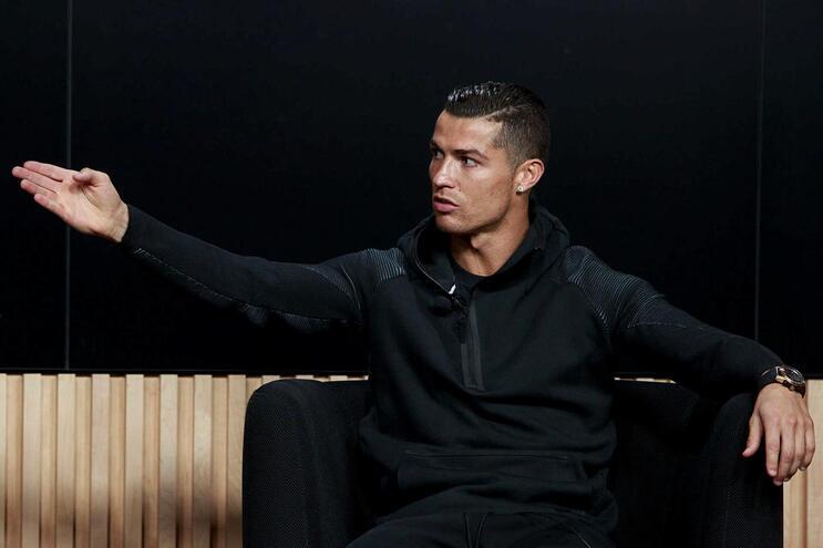 """Cristiano Ronaldo de regresso ao Bernabéu em dia de """"El Clásico"""""""