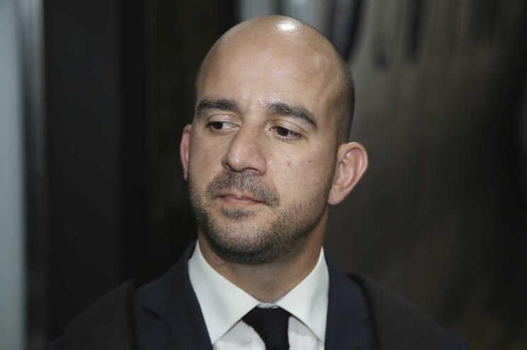 Rui Cordeiro, presidente do Santa Clara