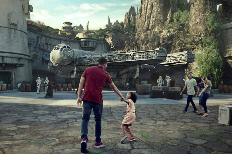 Reservas para inauguração do parque temático Star Wars esgotaram em duas horas