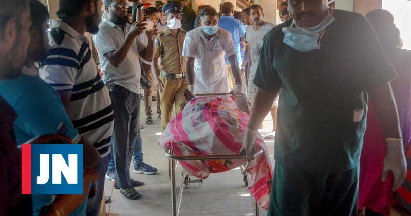Pelo menos 13 crianças mortas e 15 feridas em Batticaloa