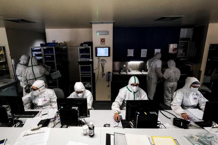 Mais 30 mortes em Portugal devido à Covid-19. Há 19685 infetados