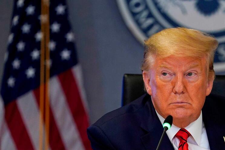 """Presidente dos Estados Unidos voltou a usar expressão """"vírus chinês"""""""