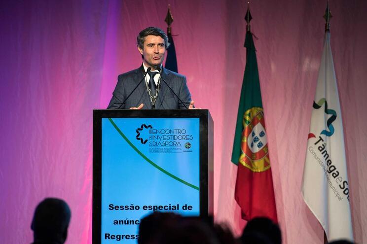 """Congresso Mundial da Diáspora no Porto para """"homenagear portugueses fantásticos"""""""