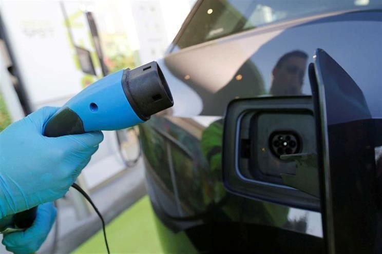 Pagamento nos postos de carregamento rápido de veículos elétricos até junho