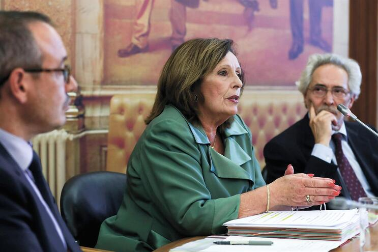 Lucília Gago avisou deputados de que a nova legislação só será possível de aplicar com mais meios