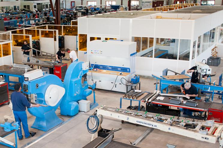 Fábrica aeronáutica de Grândola começa a funcionar em outubro