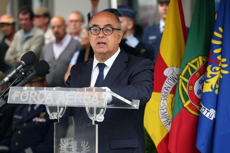 Ministro da Defesa Nacional, José Azeredo Lopes