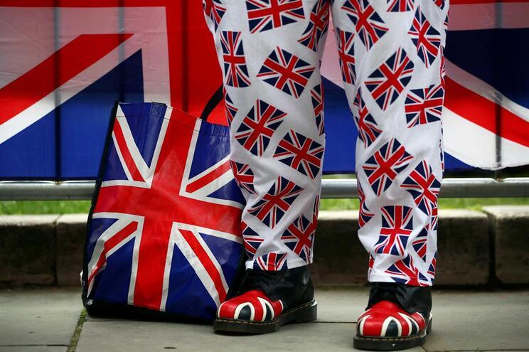 Brexit: 69.200 portugueses já pediram residência no Reino Unido