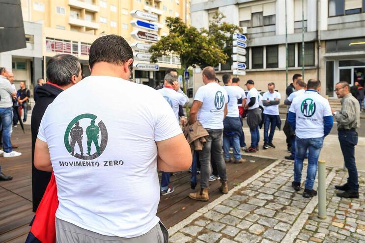 O Movimento Zero é um movimento social inorgânico criado em maio de 2019 por elementos da PSP e da GNR