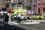 Camião atropelou duas pessoas no centro do Porto