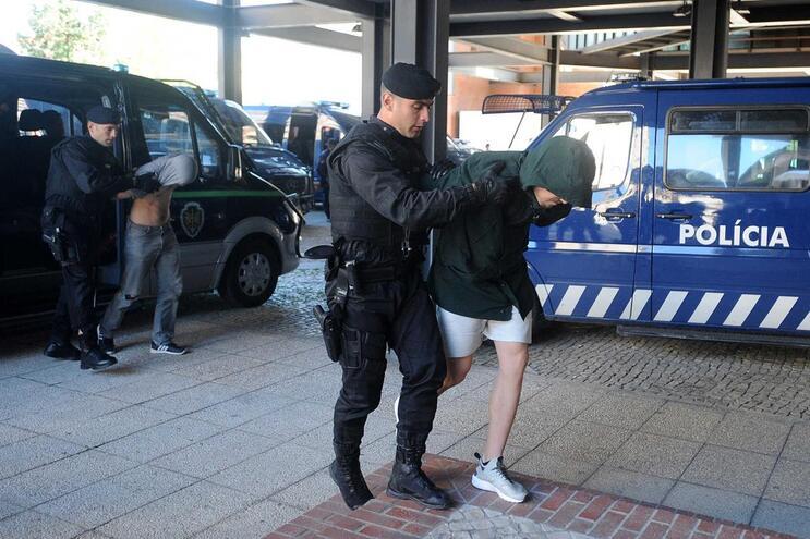 Suspeitos foram detidos em maio