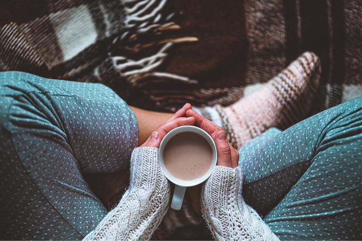 Conforto em tempo de Inverno