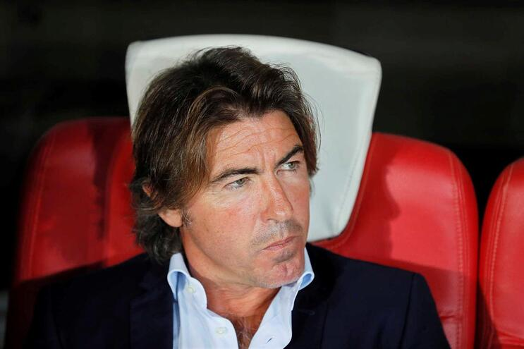 "Sá Pinto diz que Braga está ""mentalmente fresco"" e quer vencer o Benfica"