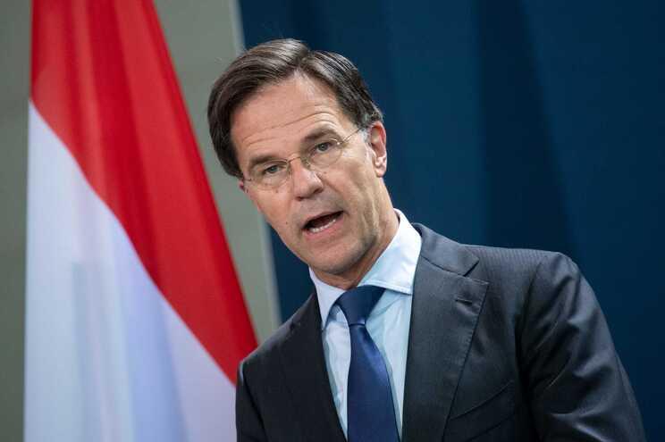 Primeiro-ministro holandês, Mark Rutte
