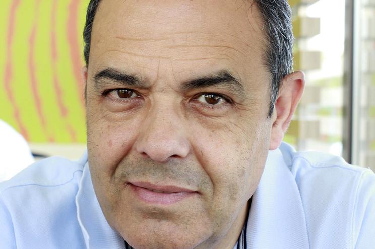 Carlos Nunes é natural de Lisboa mas vive em Gondomar