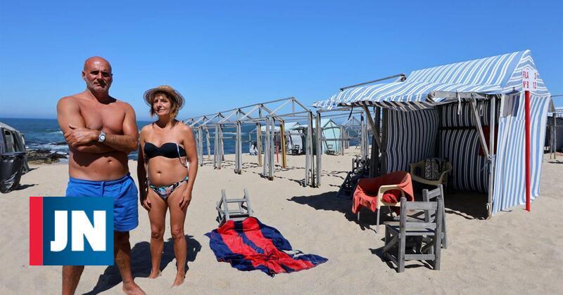 Concessionário de praia burlou os clientes e desapareceu na Póvoa de Varzim