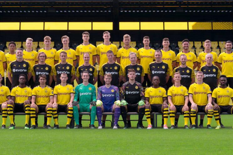 Plantel do Borussia Dortmund