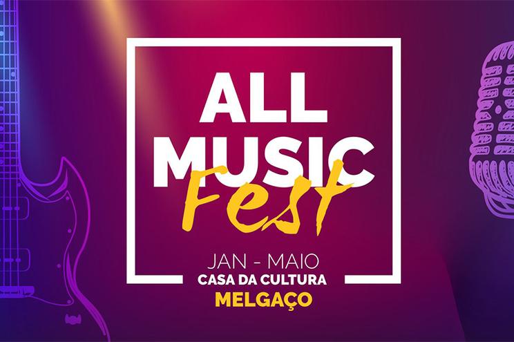 """All Music Fest"" regressa em janeiro"