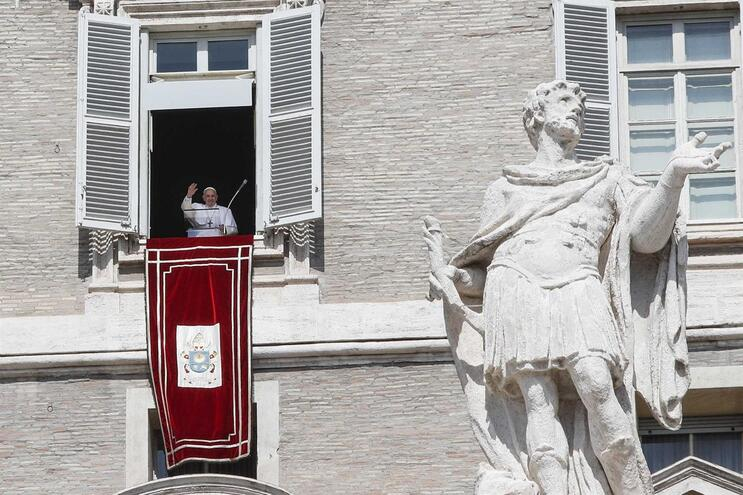 "Papa Francisco prometeu ""severidade"" para combater pedofilia na Igreja"