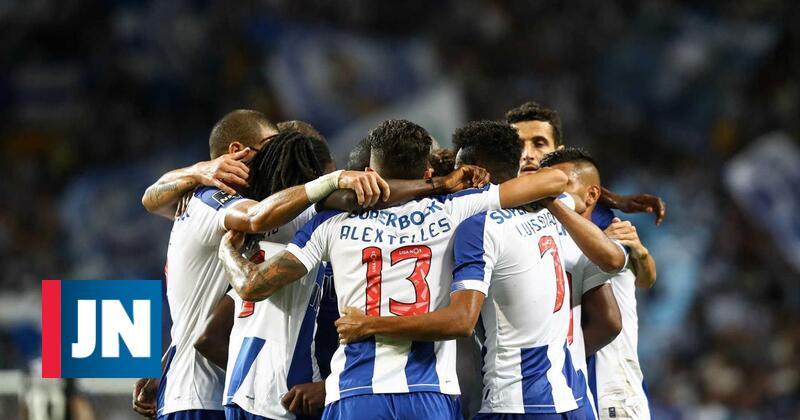 Os golos e os casos da vitória do F. C. Porto frente ao V. Setúbal