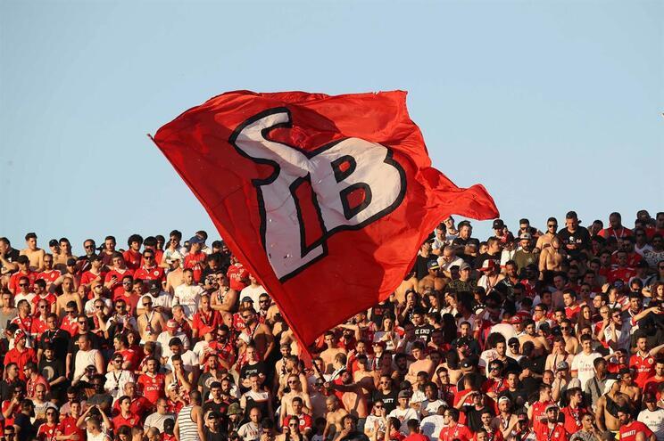Benfica multado em mais de 60 mil euros