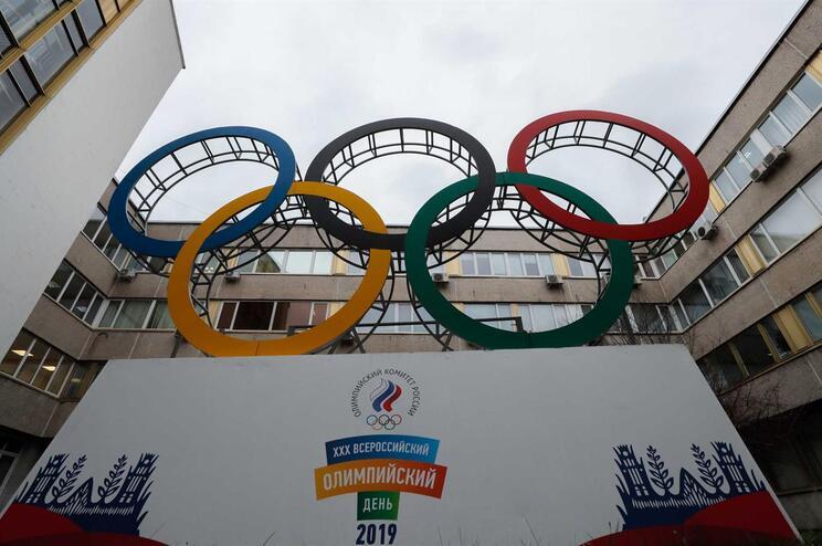Comité Olímpico da Rússia, em Moscovo