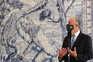 Presidente da República recebeu ciclistas que se destacaram no Giro de Itália