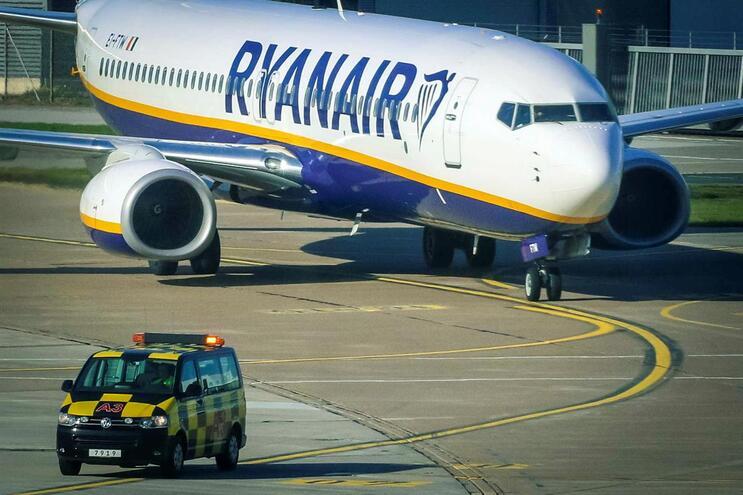 Ryanaircria12 novas rotas em Portugal