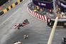 Grave acidente na corrida de F3 em macau