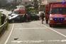 Acidente na Póvoa de Lanhoso faz quatro feridos