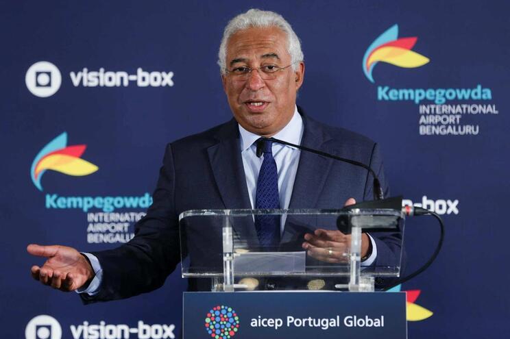 António Costa diz que não dialoga com bastonário dos Médicos mas com os portugueses