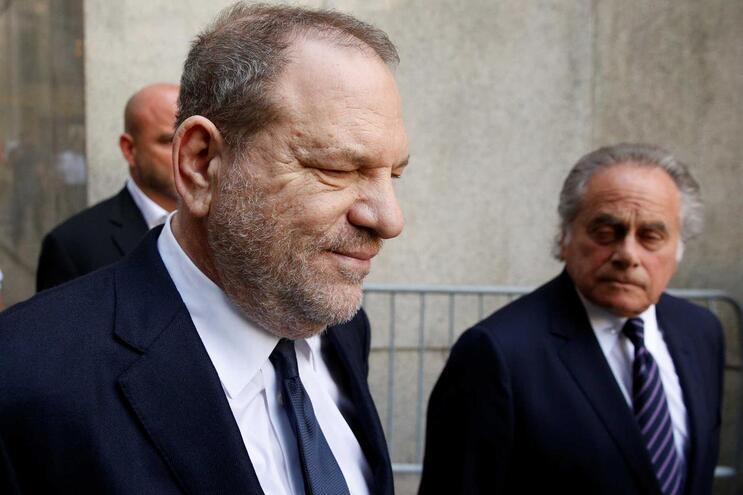 Harvey Weinstein declara-se inocente face às acusações de violação