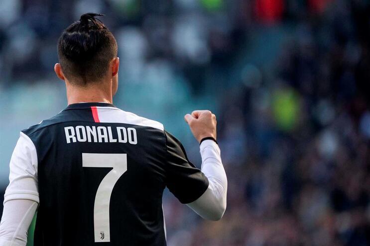 Cristiano Ronaldo está a fazer um arranque de ano civil em forma