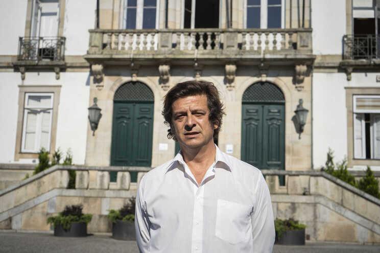 Presidente da Câmara de Ovar, Salvador Malheiro