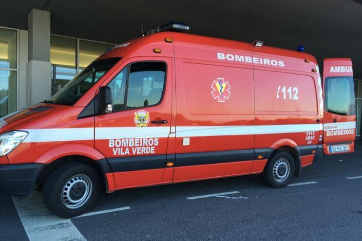 Praticante de BTT gravemente ferido em Vila Verde