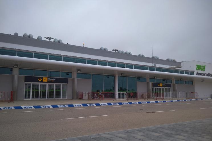 Terminal Civil Aeronáutico de Beja (TCBeja)