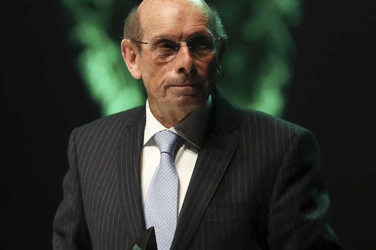Lourenço Pinto, presidente da Associação de Futebol do Porto