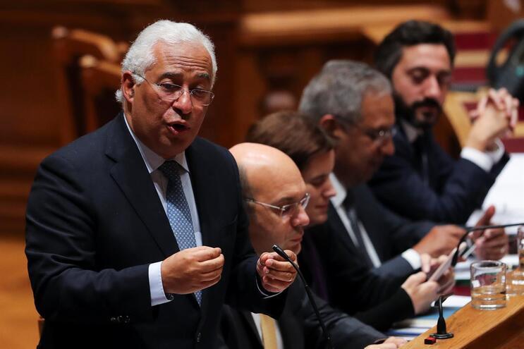 """Costa disse ter """"muita esperança"""" de presidir à próxima legislatura para levar a cabo a regionalização"""