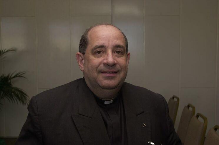 Alexandre Mendonça,  diretor da Missão Católica Portuguesa de Caracas