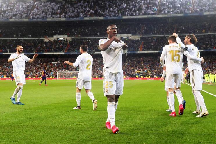 Plantel do Real Madrid