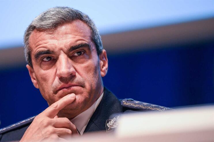 Diretor Nacional da PSP