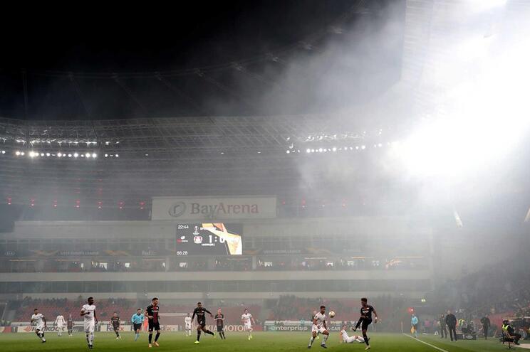 Leverkusen venceu o Zurique (1-0)