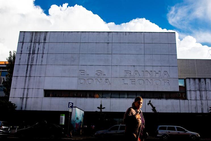 Incidente aconteceu na Escola Secundária Rainha Dona Leonor, em Lisboa