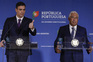 António Costa felicita Pedro Sánchez pela vitória dos socialistas em Espanha