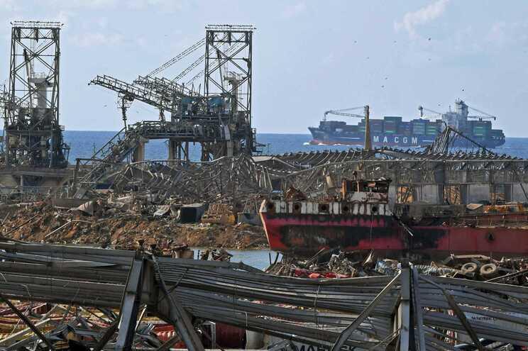 Beirute: Mais de 600 edifícios históricos afetados, 70 em risco de ruir