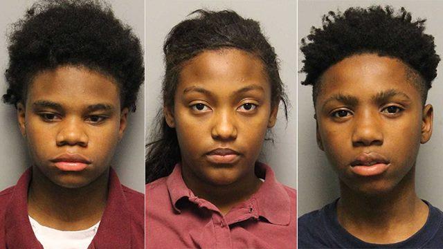 Três dos cinco jovens suspeitos de matarem Kyle