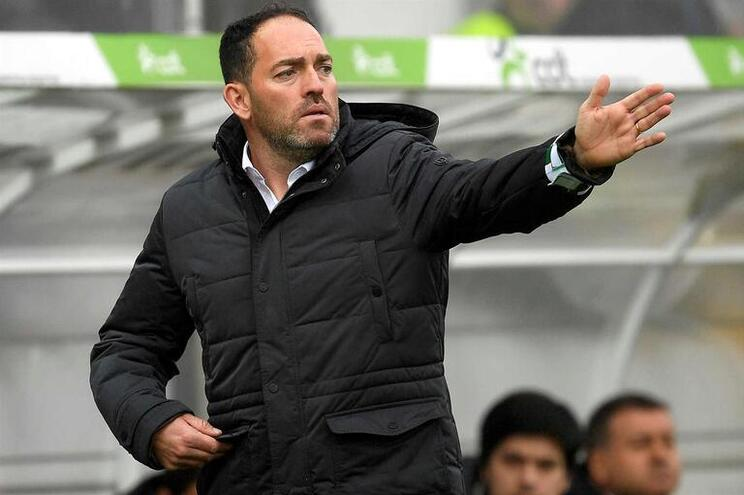 Ricardo Soares é o novo treinador do Gil Vicente