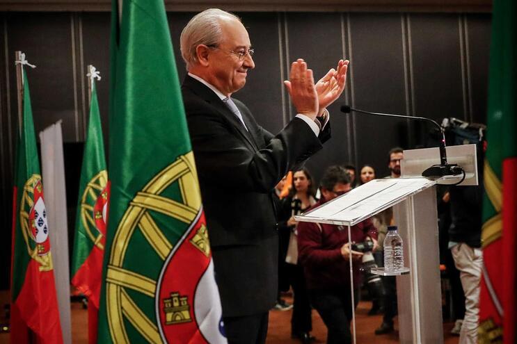 Rui Rio venceu a primeira volta das eleições internas